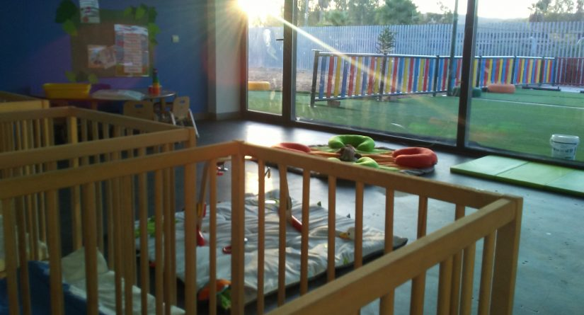 Clase de bebés escuela infantil Novaschool BabySunland