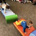La teacher nos ayuda a desarrollar nuestra psicomotricidad infantil