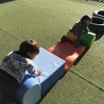 Trabajamos la psicomotricidad infantil a través de un circuito