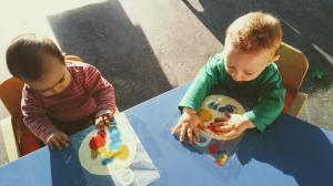 Nuestra primera Navidad en Baby Sunland