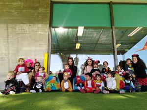 Carnaval Novaschool Baby Sunland 2018